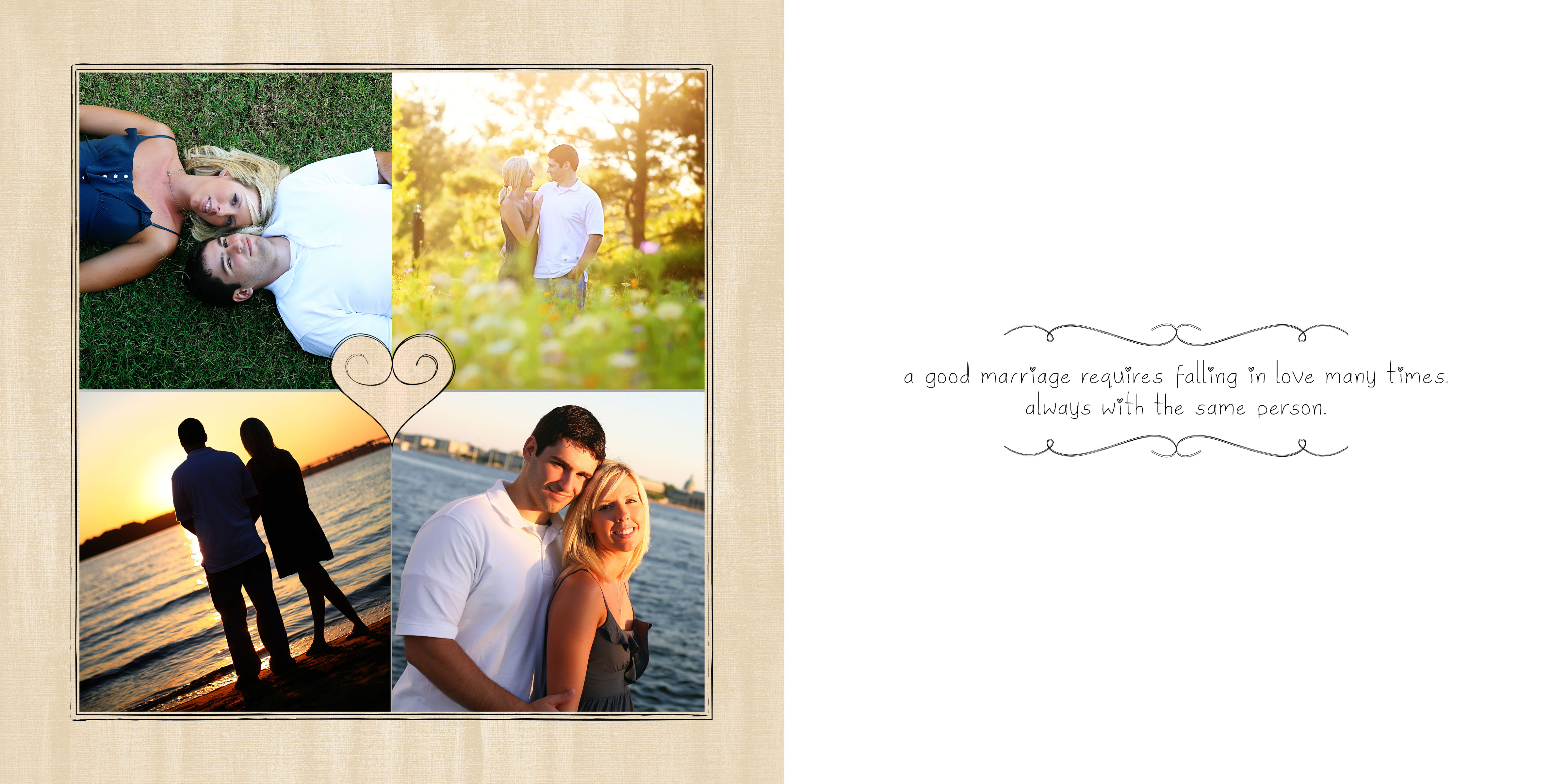 Why You NEED a Wedding Album! (and engagement guest book too ...