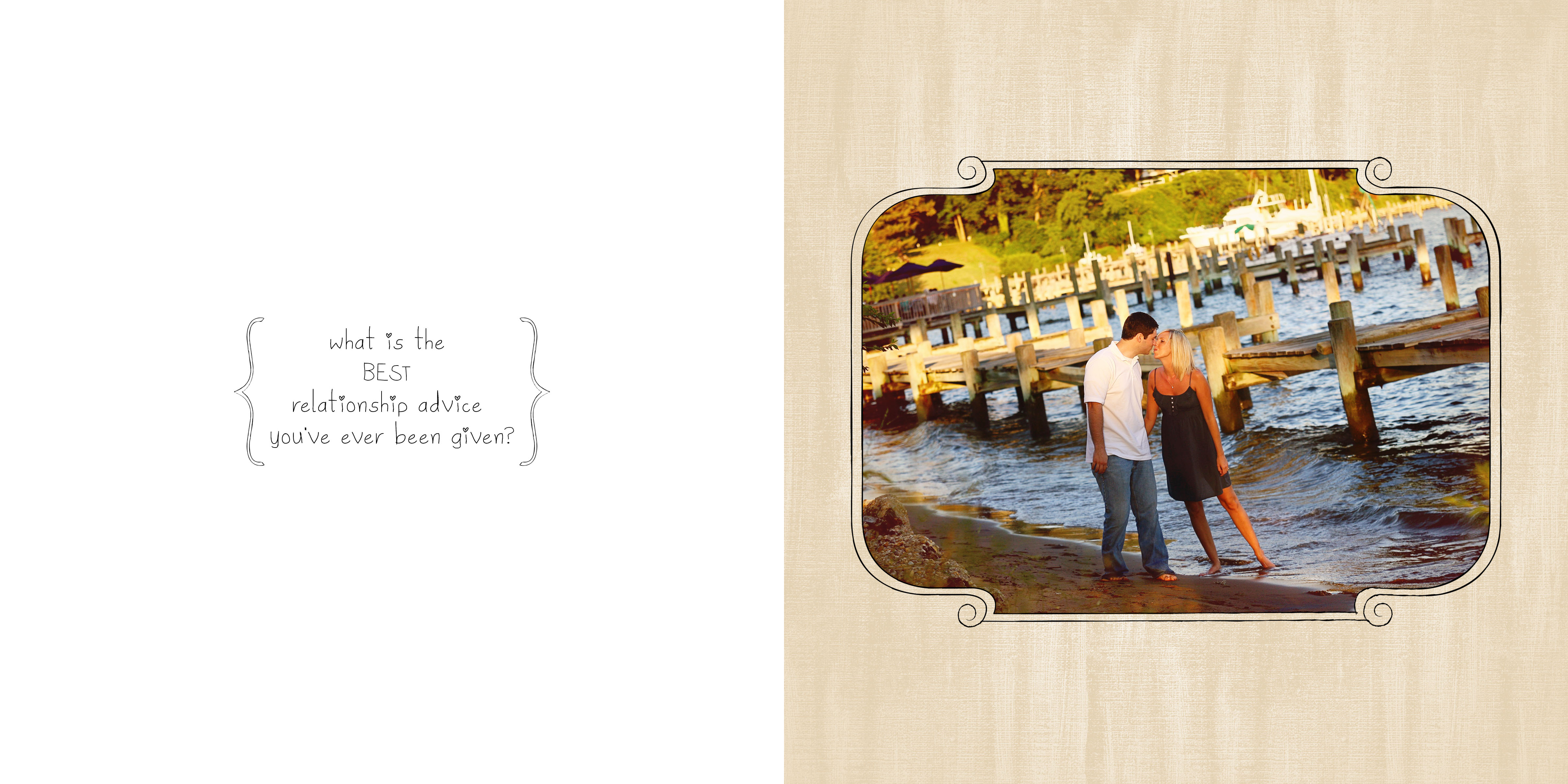 Why You NEED a Wedding Album! (and engagement guest book too